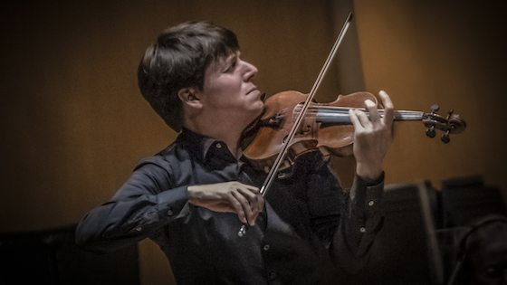 Interview with Joshua Bell: Brahms, Cuba and Music Education