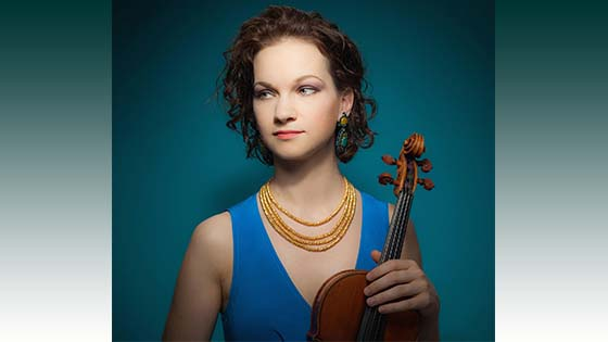 Review: Hilary Hahn Premieres Abril Partita in Recital