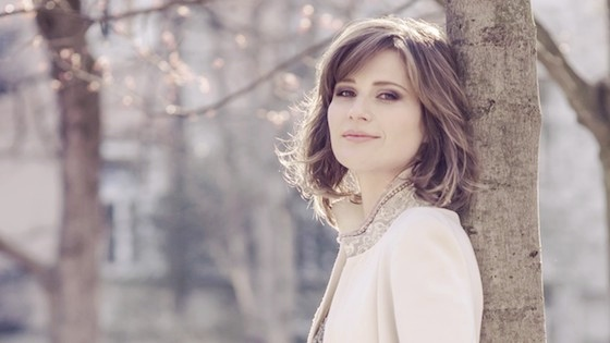 Interview with Lisa Batiashvili: Tchaikovsky at Last