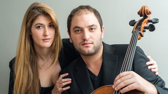 Schwarz-Bournaki Duo Wins Boulder Chamber Music Duo Competition
