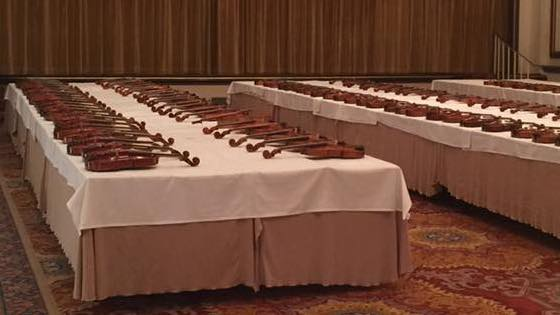 Top Modern Violin Makers Honored in the 2016 Violin Society of America Competition border=0 align=