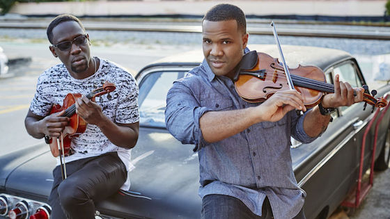 From Viola to Hip-Hop: the Story of Black Violin border=0 align=