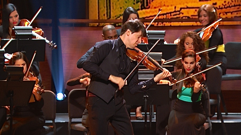 Joshua Bell Seasons of Cuba