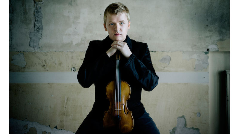 The Week in Reviews, Op. 163: Pekka Kuusisto, Ray Chen, Karen Gomyo