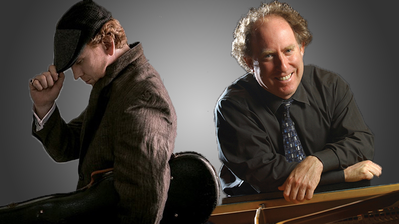 Daniel Hope and Jeffrey Kahane