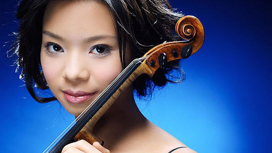 Sirena Huang Wins the Inaugural Elmar Oliveira International Violin Competition