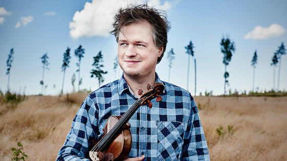 Interview with Henning Kraggerud: Reviving the Long-Lost Halvorsen Violin Concerto