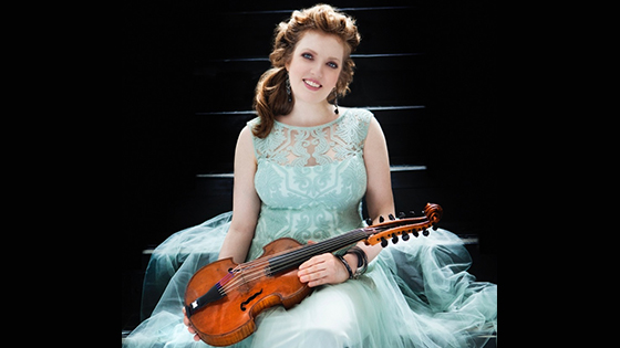 Review: Rachel Barton Pine Leads Baroque Concert with LACO