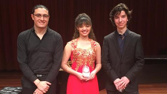 Laureates Announced in the 2017 Sphinx Competition