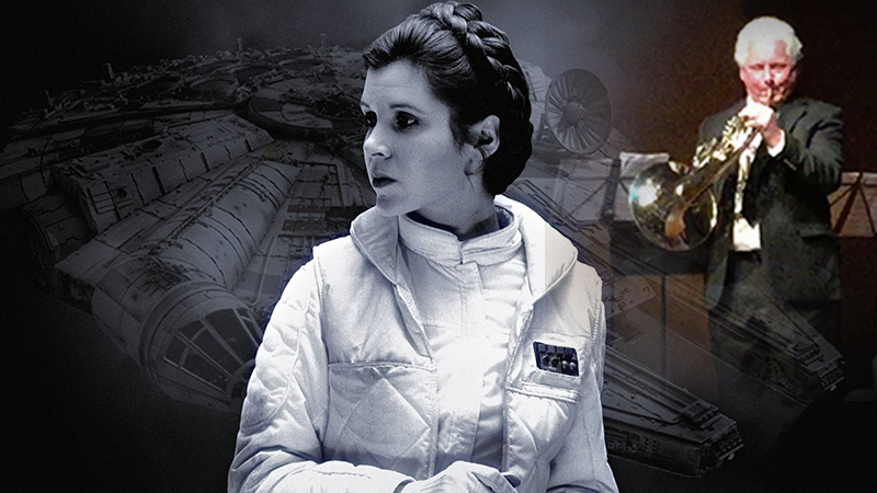 The day Princess Leia's Theme came to life border=0 align=