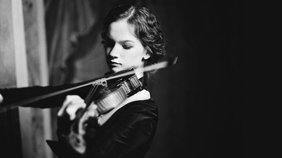 The Week in Reviews, Op. 169: Hilary Hahn, Christian Tetzlaff, Alina Ibragimova border=0 align=