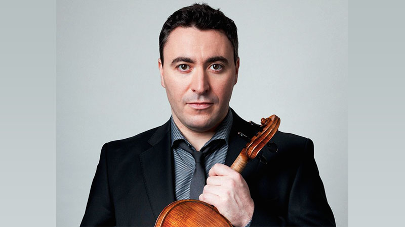 The Week in Reviews, Op. 171: Maxim Vengerov, Leila Josefowicz, Leonidas Kavakos