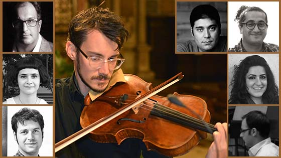 American Musicians To Perform Works by Iranian Composers in Gesture of Welcome
