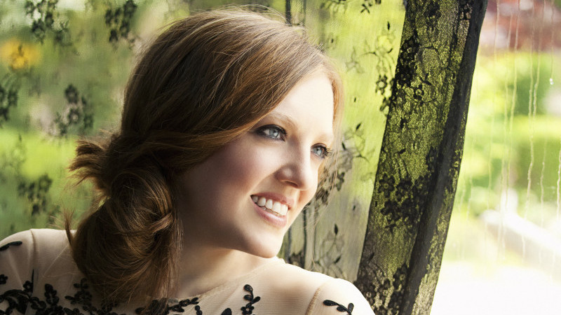 Review: Rachel Barton Pine plays Mozart 5 - and Ernst 'Last Rose of Summer'