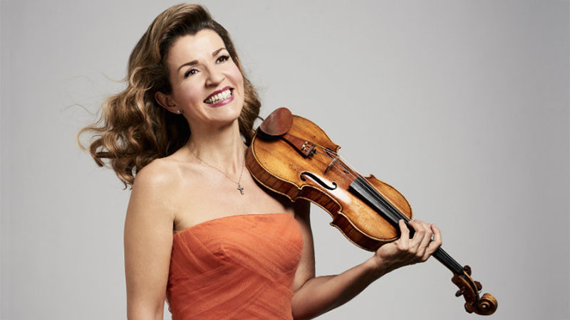 The Week in Reviews, Op. 175: Anne-Sophie Mutter, Hilary Hahn, Renaud Capuçon