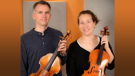Orchestral Masterworks Transcribed for Viola Duo