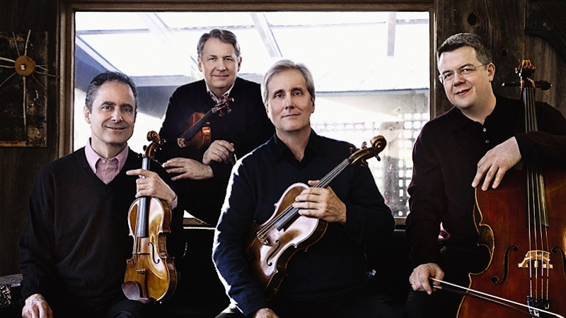 For the Record, Op. 20: Emerson String Quartet 40th Anniversary; Tim Fain - Harrison Violin Works