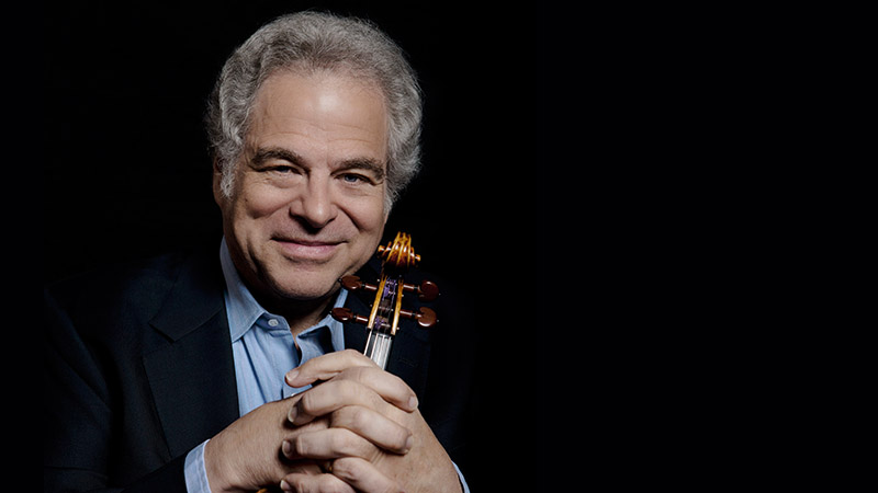 The Week in Reviews, Op. 178: Itzhak Perlman, Joshua Bell, Anne Akiko Meyers