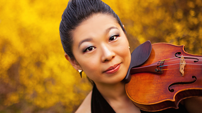The Week in Reviews, Op. 179: Augustin Hadelich, Ayano Ninomiya, Anne-Sophie Mutter