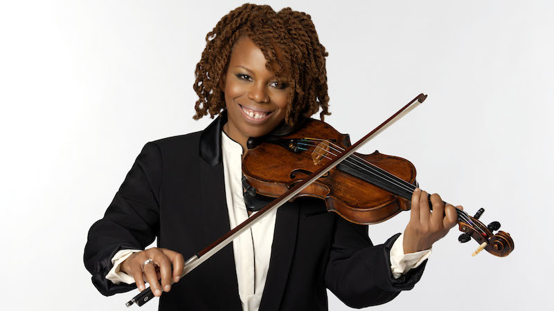 The Week in Reviews, Op. 180: Regina Carter, Itzhak Perlman, Midori
