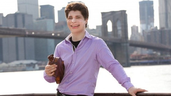 The Week in Reviews, Op. 183: Augustin Hadelich, Benjamin Beilman, Elena Urioste