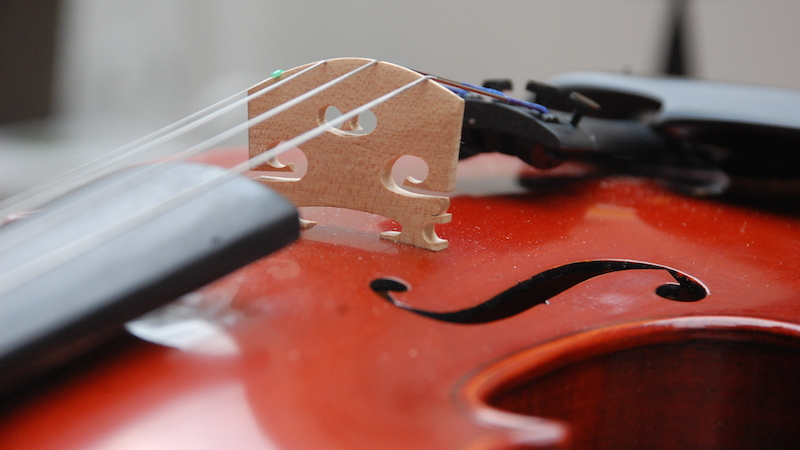 The Well Aging Fiddler: Getting the Wrong Violin, Then the Right One