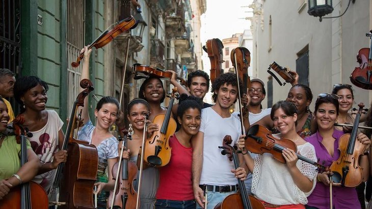 Dispatch from Havana:   The Havana Lyceum Orchestra