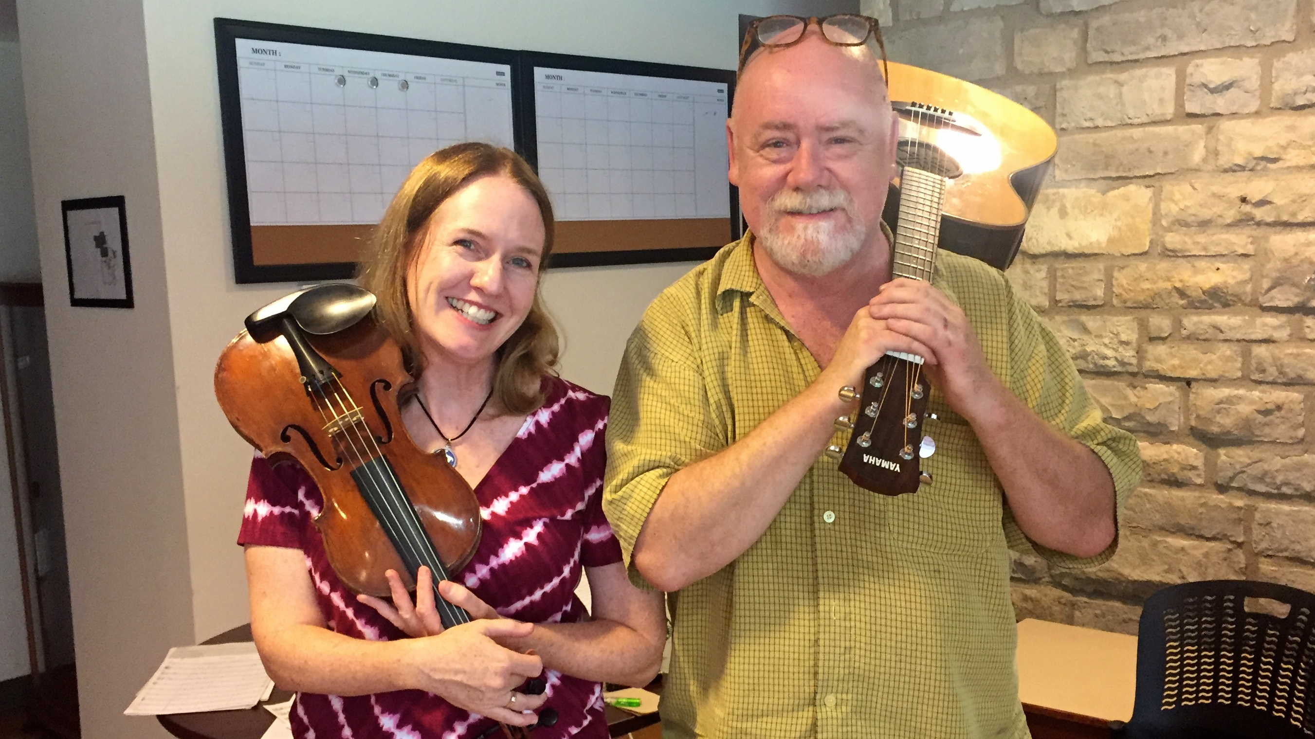 Creative Strings Workshop: How Do You Read Chords on a Jazz Chart? Plus, Swedish Fiddle