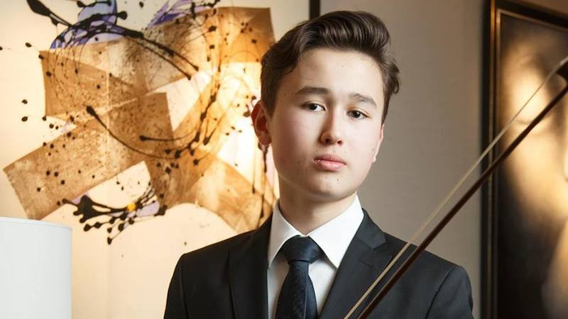 The Week in Reviews, Op. 188: Daniel Lozakovich, Nadja Salerno-Sonnenberg, Elina Vahala