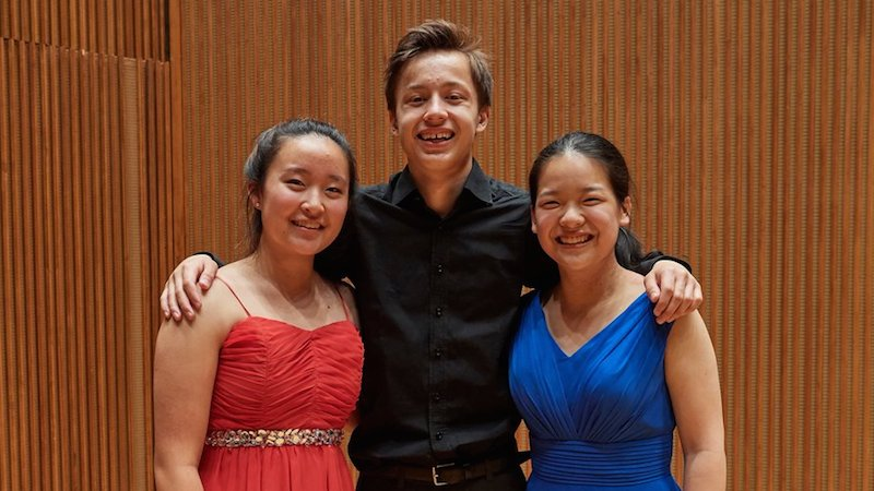 Three Finalists Named in the 2017 Cooper Competition