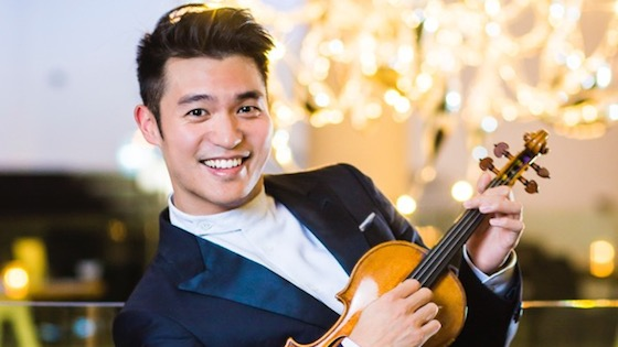 The Week in Reviews, Op. 191: Ray Chen, Eli Matthews, Gil Shaham