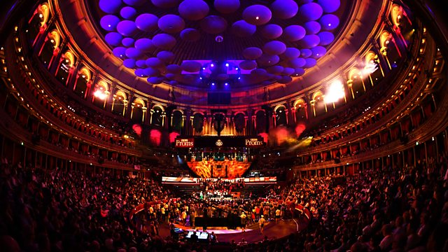 BBC Proms 2017 - listening from across the Pond.