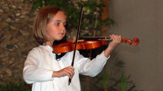 How to Succeed as a Beginning Violin Student