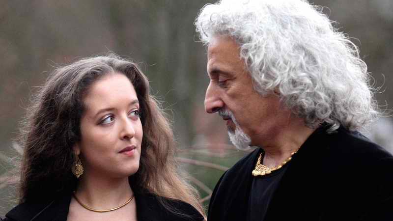 Lily and Mischa Maisky
