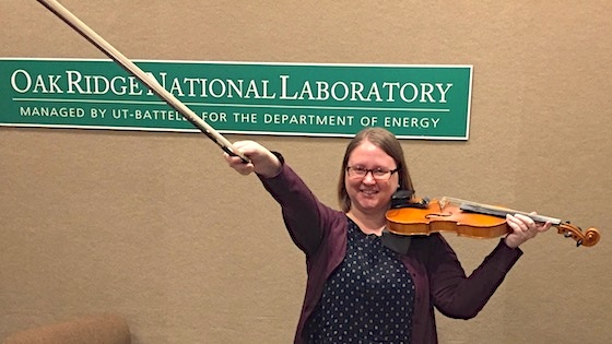 Extraordinary Ordinary People: Six Scientists Discuss Benefits of Violin Study