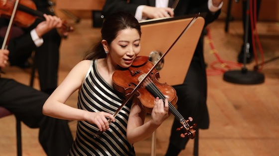 Applications Open for Shanghai Isaac Stern International Violin Competition 2018, with $100,000 top prize