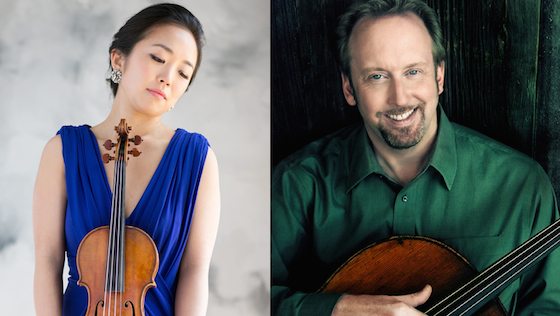 The Week in Reviews, Op. 197: Jessica Lee and Peter Stumpf; Augustin Hadelich