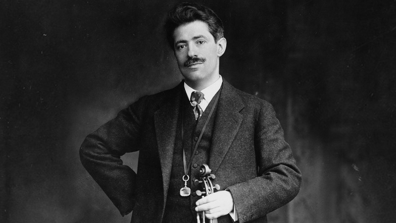 A Foe of Facts: Fritz Kreisler and His Vivid Imagination