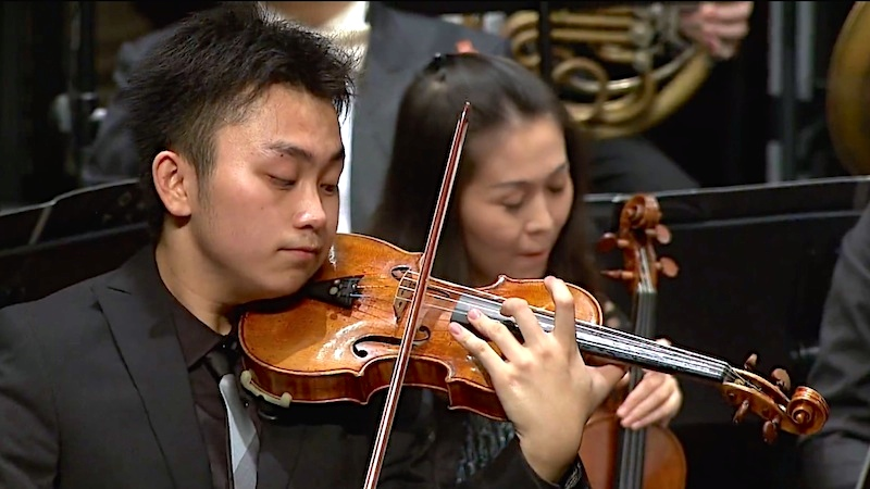 Semi-Finalists Named in Zhuhai International Mozart Competition for Young Musicians