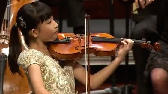 Finalists Named in the Zhuhai International Mozart Competition for Young Musicians