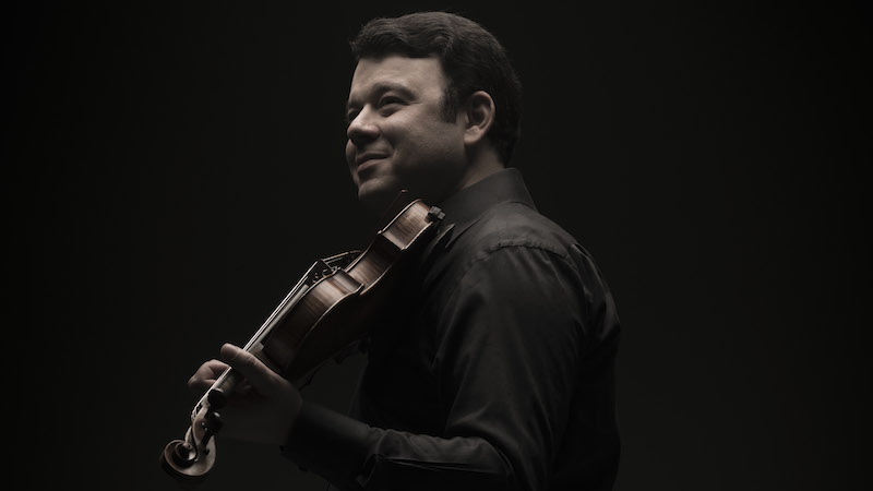 LIVESTREAM: Gluzman plays Shostakovich