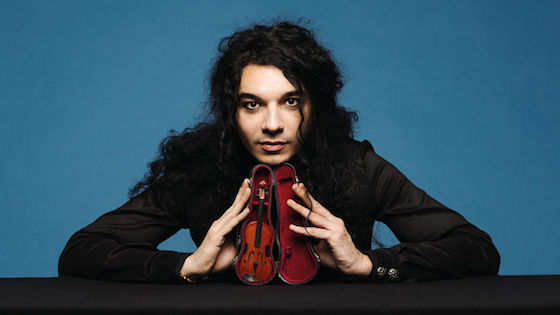 For the Record, Op. 29: Violinist Nemanja Radulovic; Danish String Quartet; Cellist Richard Narroway