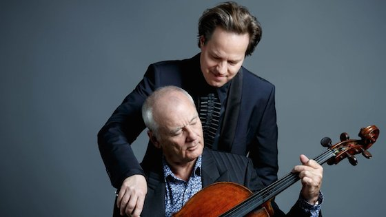 For the Record, Op. 30: Bill Murray, Jan Vogler and Friends; Takàcs Quartet Dvorák