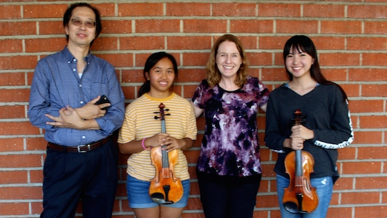Violinist.com Provides Its First Instrument Grants to LA High School Students