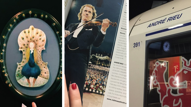Why Do So Many Music Fans Love Violinist André Rieu? (Interview) border=0 align=