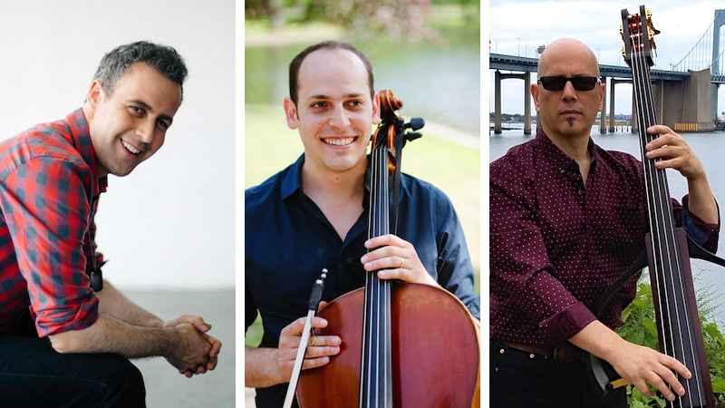 Jacob Szekely, Mike Block and Charley Sabatino Are Named Yamaha Artists