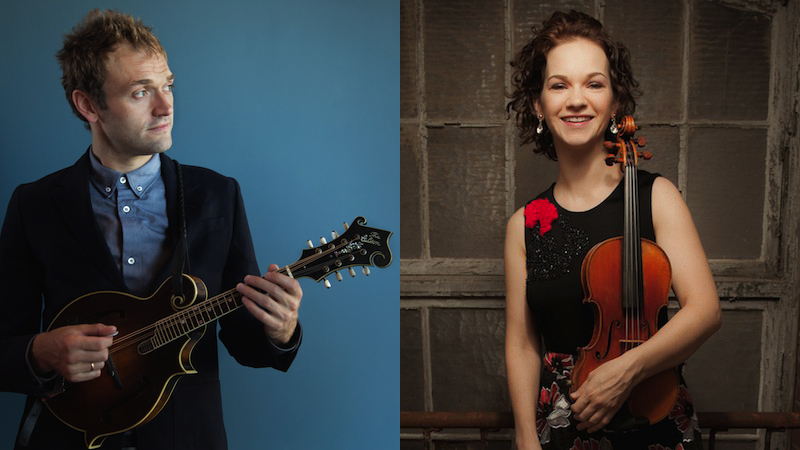 Here's How to See Hilary Hahn on a Prairie Home Companion This Weekend