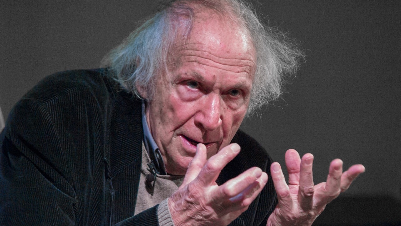To be: Ivry Gitlis going strong at 95