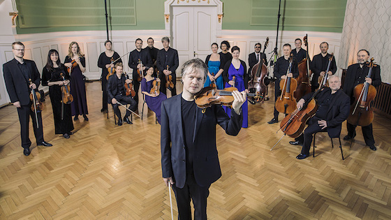 Livestream: Henning Kraggerud with the Arctic Philharmonic Chamber Orchestra