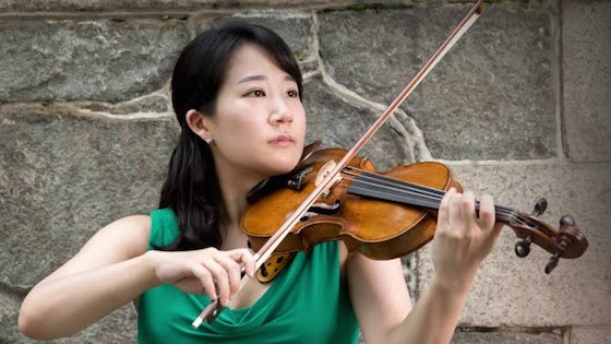 For the Record, Op. 37: Hyejin Chung's Seitz Concertos; Vilde Frang Homage; Bomsori Kim Debut Album